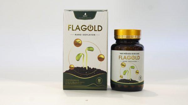 Flagold bổ sung Nội tiết tố nữ Estrogen cho cơ thể