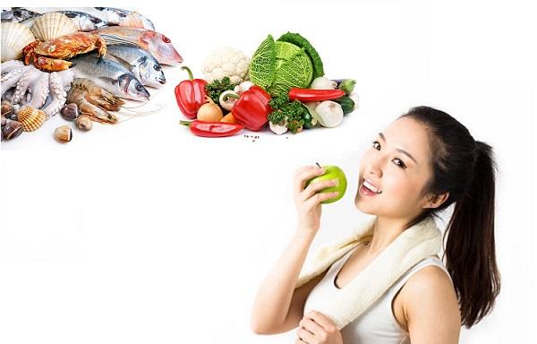 Ăn gì để tăng vòng 1 và vòng 3 nhanh, an toàn và hiệu quả?