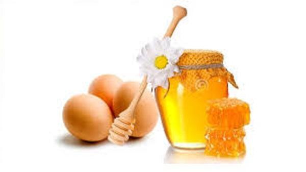 Chống lão hóa da bằng trứng gà và mật ong