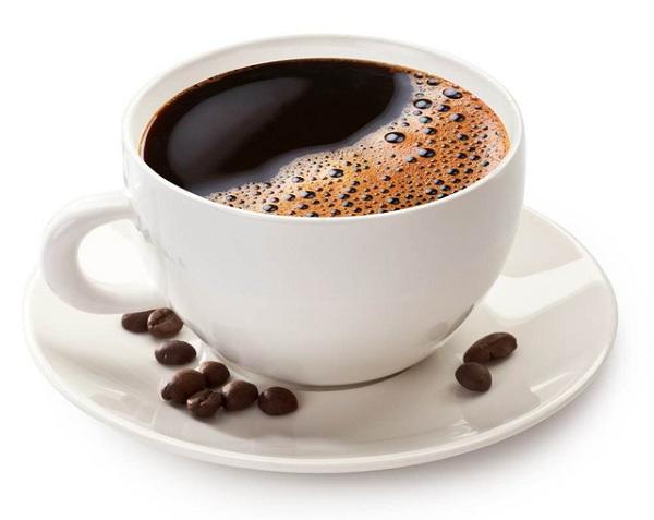 Không sử dụng cà phê vào buổi tối