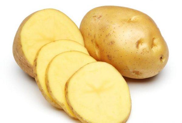 Khoai tây trị rụng tóc hiệu quả