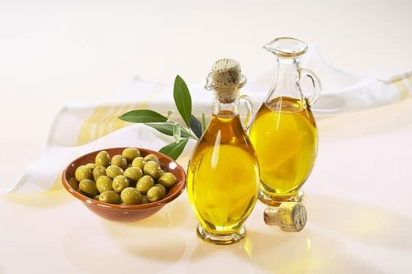 Sử dụng dầu oliu để cải thiện nội tiết tố