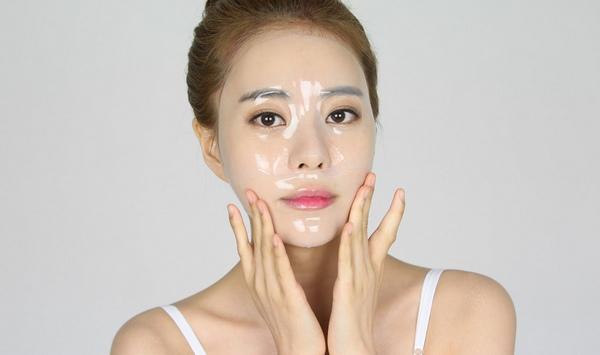 Cách đắp mặt nạ Hàn Quốc