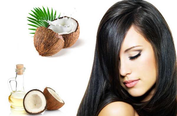 Cách ngăn tóc rụng với dầu dừa