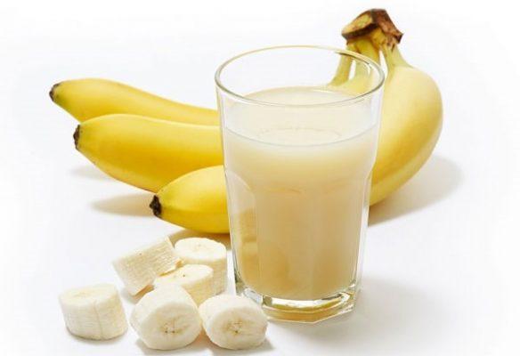 Ăn chuối hay uống sinh tố chuối đều rất tốt cho sinh lý