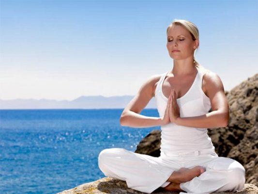 Tập Yoga giúp cải thiện sinh lý hiệu quả