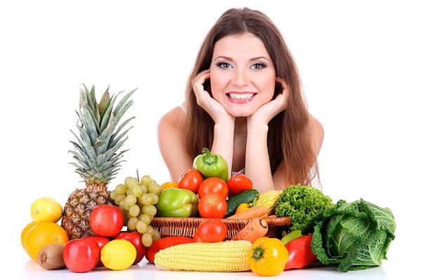 Tích cực bổ sung các thực phẩm nhiều dưỡng chất cho cơ thể