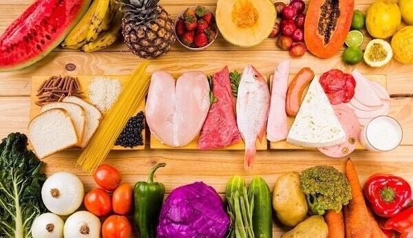 Sử dụng các thực phẩm giàu vitamin B