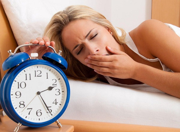 Thiếu ngủ thường xuyên