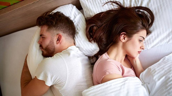 Ham muốn tình dục bị suy giảm