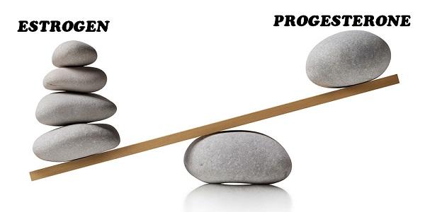 2 loại hormone trong cơ thể bị mất cân bằng
