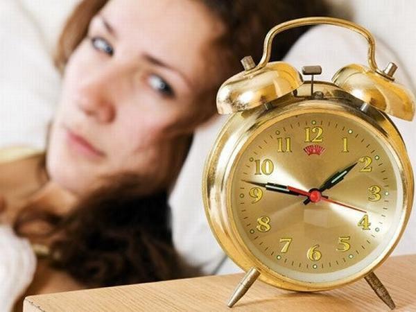 Những nguyên nhân gây mất ngủ