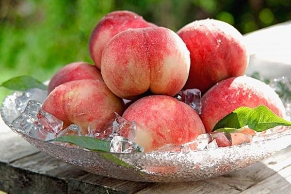 Bổ sung vitamin C từ trái đào