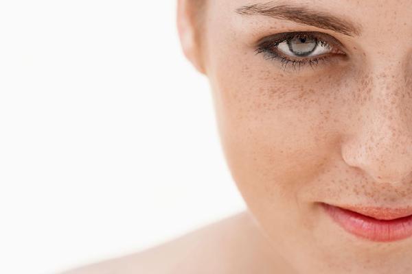 Những cách khắc phục nám sạm tàn nhang trên da