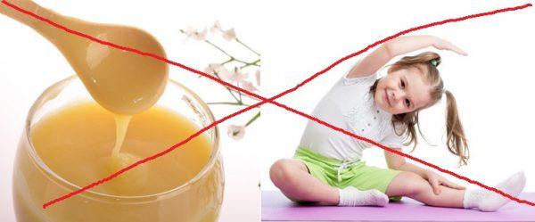 Những người không nên uống sữa ong chúa là trẻ em dưới 13 tuổi