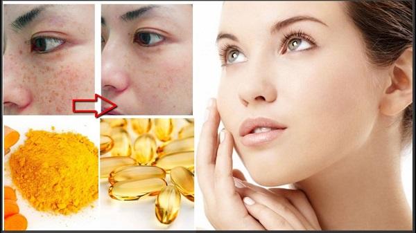 Uống vitamin E có đẹp da không