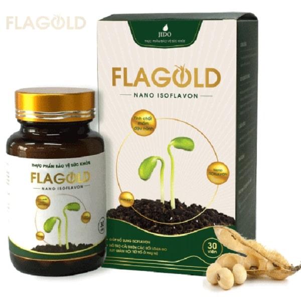 Tinh chất mầm đậu nành Flagold cải thiện sinh lý hiệu quả
