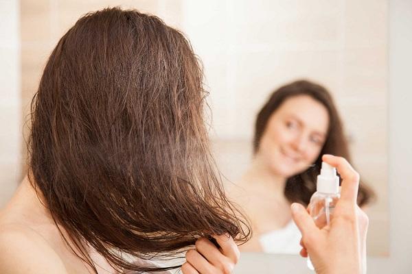 Sản phẩm chăm sóc tóc kém chất lượng gây nổi mụn