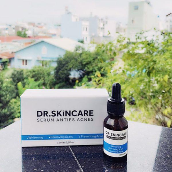 Serum trị mụn Dr Skincare có tốt không? Review chi tiết