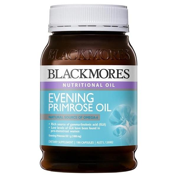 Tinh dầu hoa anh thảo Blackmores có tốt không, giá bao nhiêu?