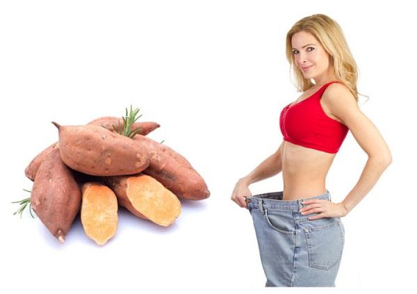 Ăn khoai lang có giảm cân không? Review chi tiết nhất