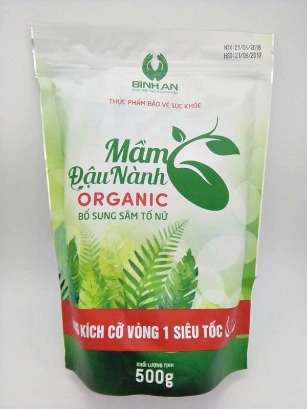 Mầm đậu nành Organic có tốt không? Review chi tiết nhất 2019