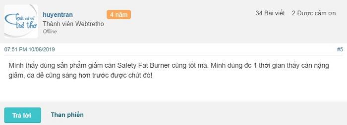 safety fat burner, safety fat burner có tốt không, thuốc giảm cân safety fat burner, review thuốc giảm cân safety fat burner, thuốc giảm cân safety fat burner có tốt không, thuốc giảm cân an toàn safety fat burner | shop giảm cân an toàn hcm, safest fat burner