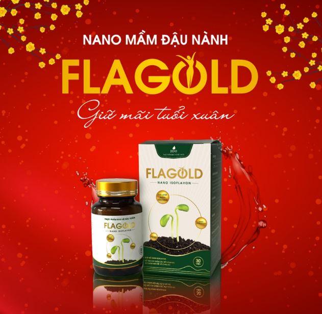 Cách nhận biết Nano mầm đậu nành FlaGold chính hãng chuẩn nhất