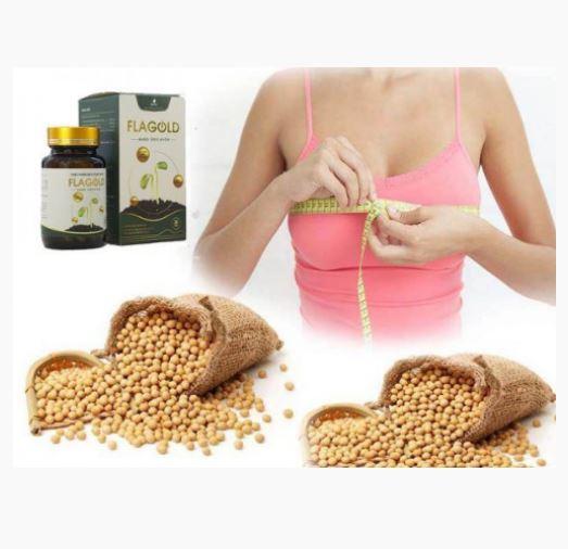 Uống Nano mầm đậu nành FlaGold có tăngvòng 1 không? Đánh giá từ chuyên gia và người dùng như thế nào?