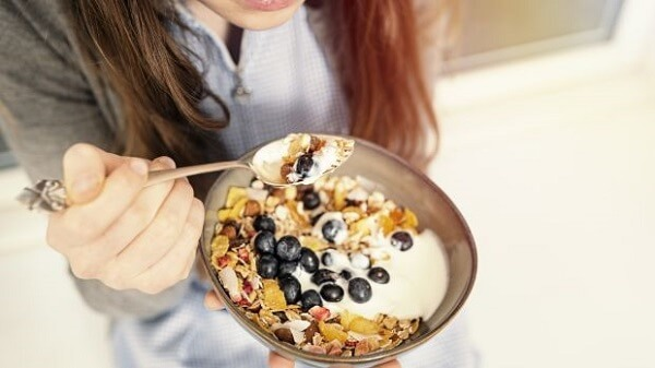 muesli giảm cân, ngũ cốc muesli giảm cân, cách ăn muesli, muesli là gì