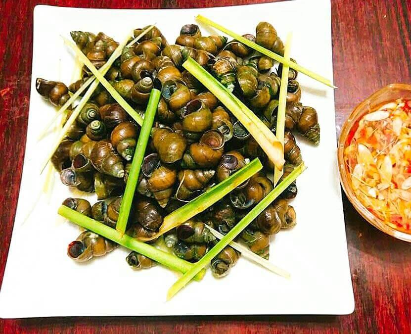 Ăn ốc luộc có béo không? 4 cách ăn ốc giảm cân hiệu quả