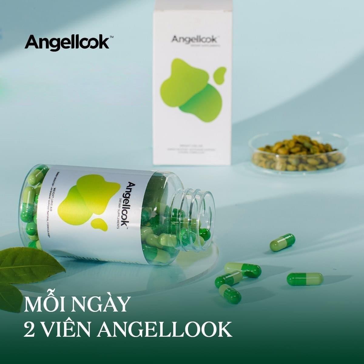 Review thuốc giảm cân Angellook có tốt không? Tác dụng phụ của thuốc giảm cân Angellook